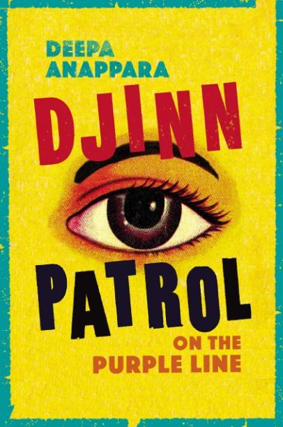Cover of Djinn Patrol