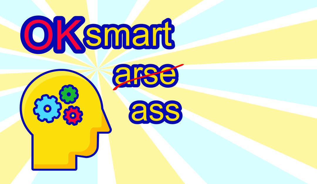 Ok Smart Ass icon