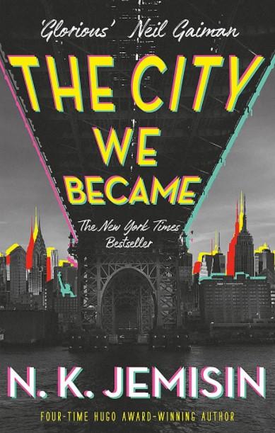 [Cover image of New York skyline]