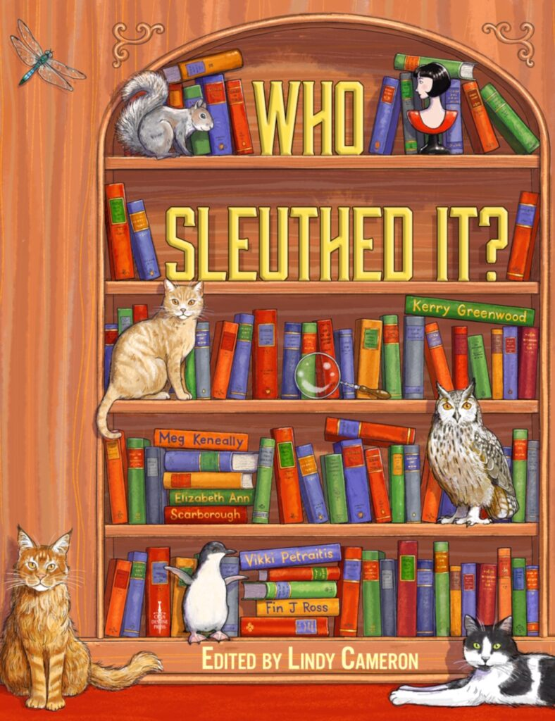 Cover of Who Sleuthed It?